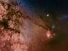 Antares region-