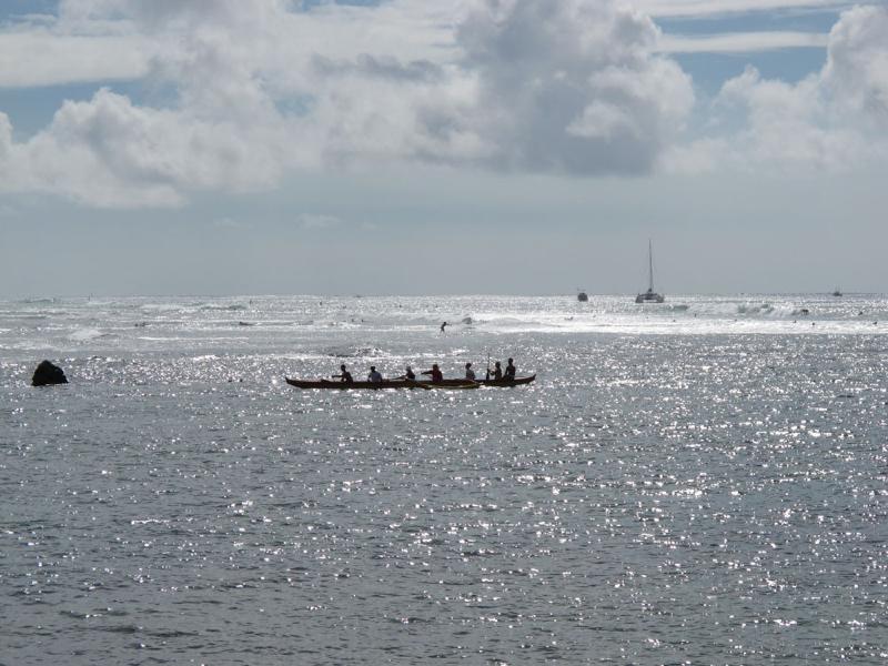 Oahu Canoeists