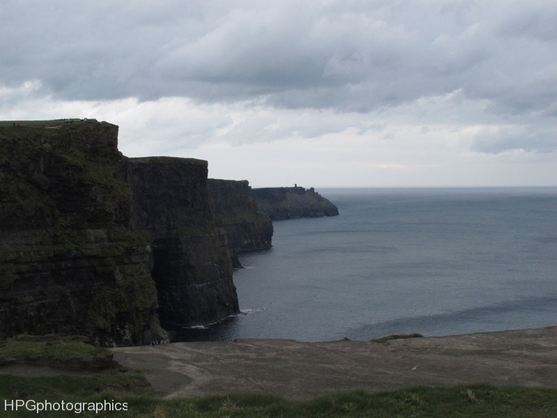 Cliffs of Mohr