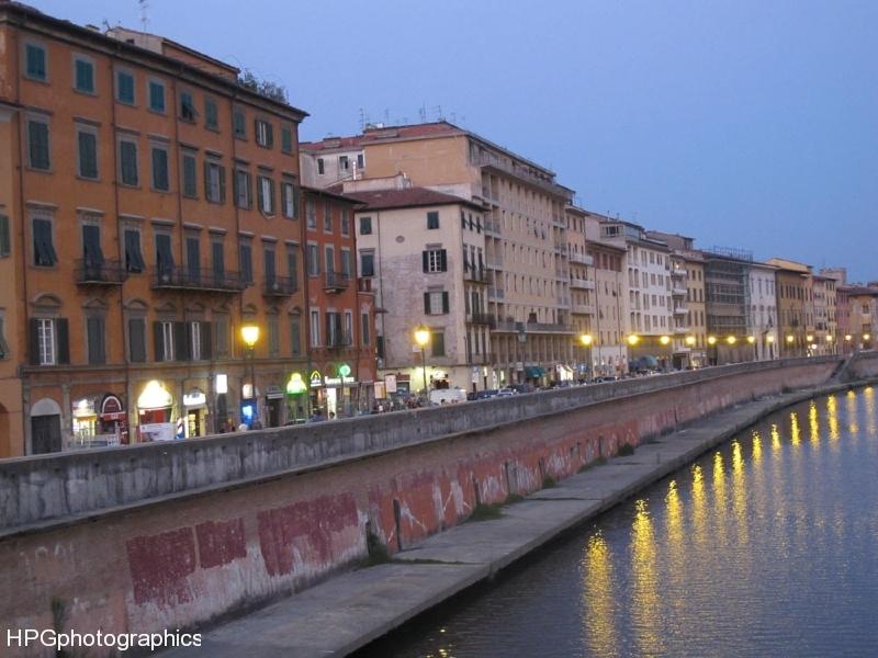 Pisa Waterway