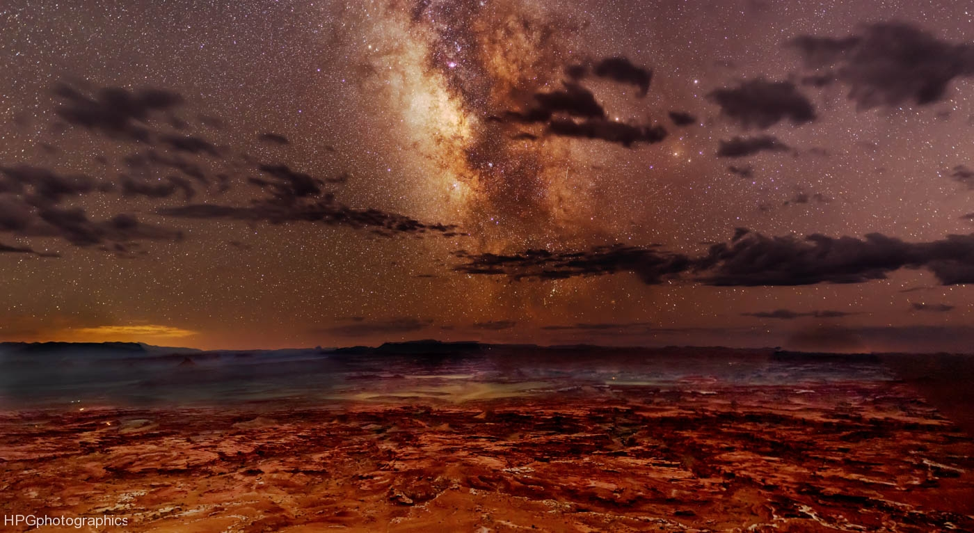 Canyonlands Milky Way (1 of 1needles pano(1 of 3_DSC8548 Panorama-Edit